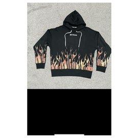 Palm Angels-Sweaters-Black