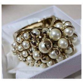 Dior-Bracelet Massive Perle Dior-Doré