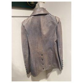 Chanel-Jackets-Grey