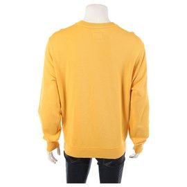 Calvin Klein-Sweaters-Yellow