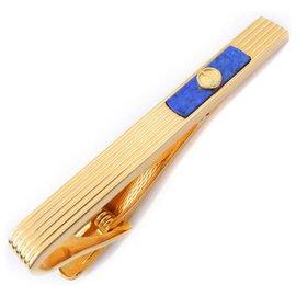 Autre Marque-Dunhill tie-Golden