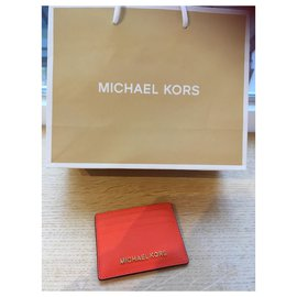 Michael Kors-Michael Kors and Mac Douglas-Orange