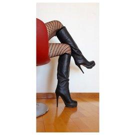 Giuseppe Zanotti-Giuseppe Zanotti Boots-Black