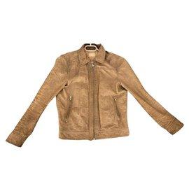 Dolce & Gabbana-Blazers Jackets-Brown