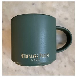 Audemars Piguet-Audemars Piguet collector mug-Dark green