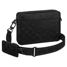 Louis Vuitton-LV duo messenger new-Black