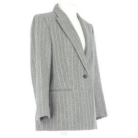 Céline-Vest / Blazer-Grey