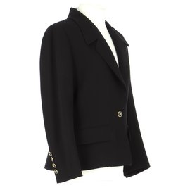 Céline-Vest / Blazer-Black
