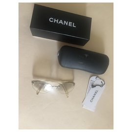 Chanel-Sunglasses-Grey