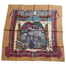 Hermès-Atlantis scarf-Multiple colors