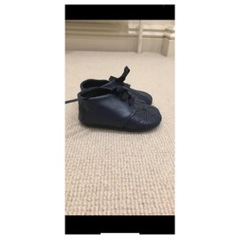 Baby Dior-First steps-Navy blue