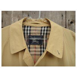Burberry-raincoat man Burberry vintage t 52 Oversized-Sand