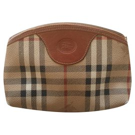 Burberry-Burberry vintage clutch bag-Multiple colors