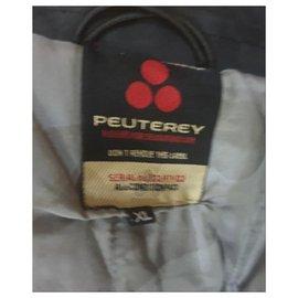 Peuterey-Peuterey bomber jacket-Black