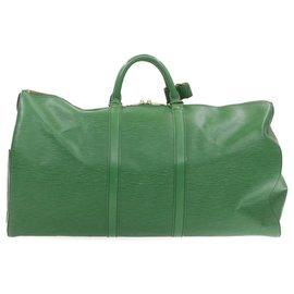 Louis Vuitton-Louis Vuitton Keepall-Vert