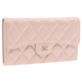 Chanel-Chanel clutch-Pink