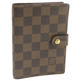 Louis Vuitton-Louis Vuitton Agenda-Brown