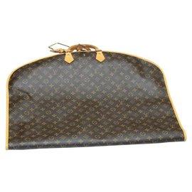 Louis Vuitton-louis vuitton travel bag-Brown