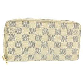 Louis Vuitton-Louis Vuitton Zippy Wallet-Blue