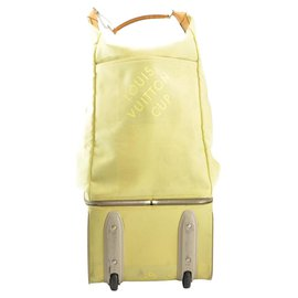 Louis Vuitton-louis vuitton travel bag-Green