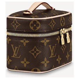 Louis Vuitton-LV Nice nano new-Brown