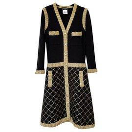 Chanel-7K$ NEW Coco Brasserie jacket/coat-Black