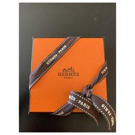 Hermès-jonc calèche-Jaune