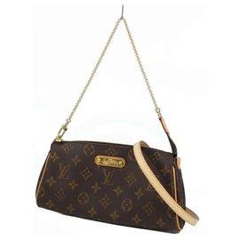 Louis Vuitton-Pochette LOUIS VUITTON Eva 2Sac à bandoulière WAY Femme M95567-Autre