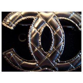 Chanel-chanel gold matt-Gold hardware