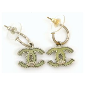 Chanel-Chanel earring-Green