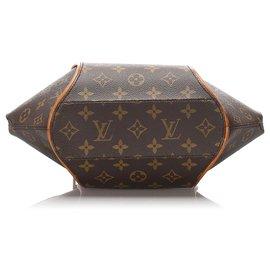Louis Vuitton-Louis Vuitton Ellipse PM monogramme brun-Marron
