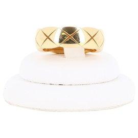 Chanel-Chanel ring-Golden