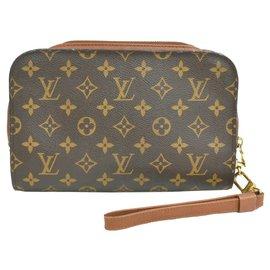 Louis Vuitton-Louis Vuitton Orsay-Marron