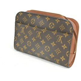 Louis Vuitton-Louis Vuitton Orsay-Brown