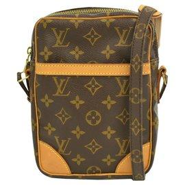 Louis Vuitton-Louis Vuitton Danube-Brown