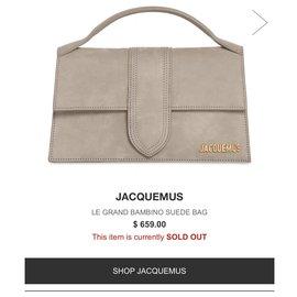 Jacquemus-Jacquemus le Grand Bambino-Taupe