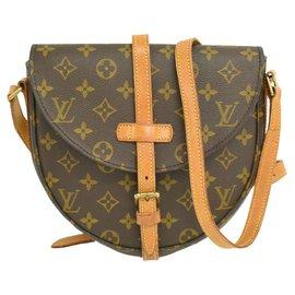 Louis Vuitton-Louis Vuitton Chantilly-Brown