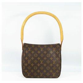 Louis Vuitton-LOUIS VUITTON Loopin G MM Sac à bandoulière Femme M51146-Autre
