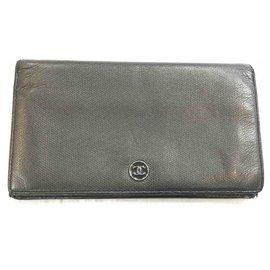 Chanel-Wallets-Black