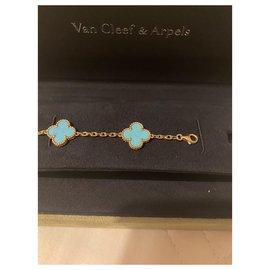 Van Cleef & Arpels-Bracelets-Turquoise