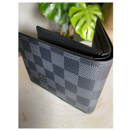 Louis Vuitton-MULTIPLE PORTFOLIO N63211-Black