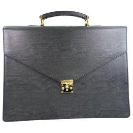 Versace-Versace Briefcase-Black