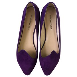 Maud Frizon-Ballet flats-Purple