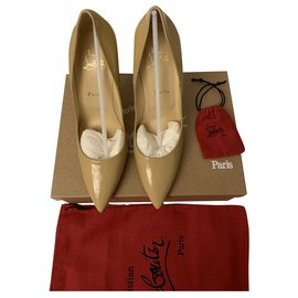 Christian Louboutin-So kate 120-Cream