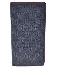 Louis Vuitton-Louis Vuitton Brazza-Grey