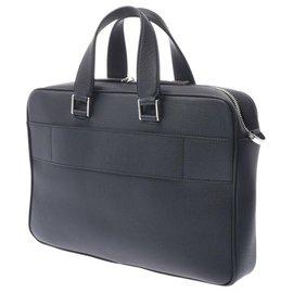 Berluti-Berluti Briefcase-Black
