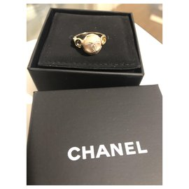 Chanel-Rings-Golden