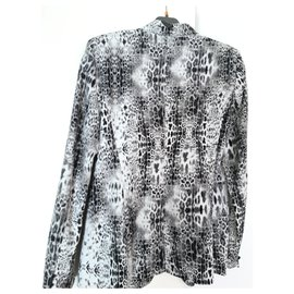 Ikks-Jackets-White,Grey