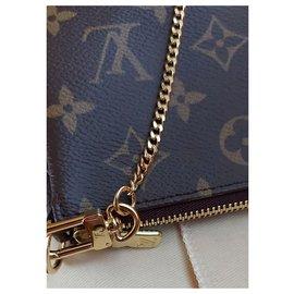 Louis Vuitton-Mini pochette accessoires monogram-Brown