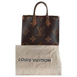 Louis Vuitton-Louis Vuitton Onthego MM-Brown